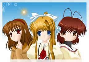 Key Series by Misuzu-Gao