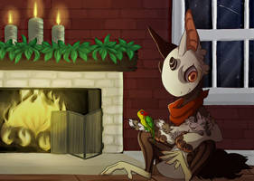 Warm Night | New Owner Prompt by vixfin