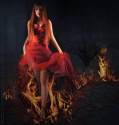 Let it burn... by Amitielik