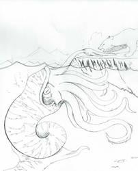Polar Kraken by apeman505