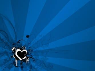 Vector Heart by wakemasia