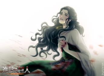 [SnK/AoT] Pain by milkcupie
