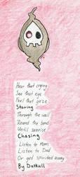 Poke-Poetry: Duskull by SirWongIII