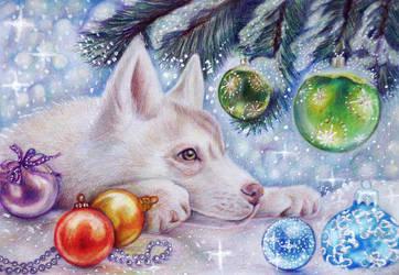 First Snow by Alena-Koshkar