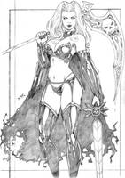 Lady Death by DyegoJack