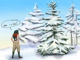 RB: Secret Santa by PurplePomelo