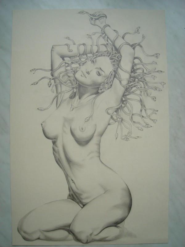 Medusa by keaonsix