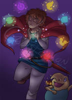 Ni No Kuni - The Lights from Within by Godspoison