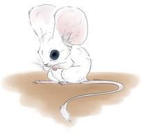 -doodle- Little Mouse by Godspoison