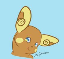-Pokemon- Alolan Raichu by Godspoison