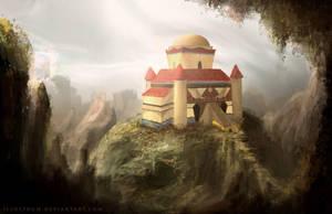 The Forgotten Castle by Illustrum