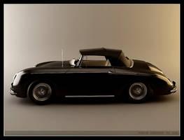 Porsche Speedster Typ 356A_03 by sedatdurucan