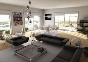 living room _ high resolution by sedatdurucan
