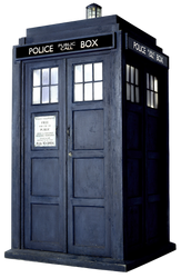 Tardis HQ by Lavasbuffo