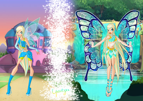 Finally I Become A Real Fairy! by AstralBlu