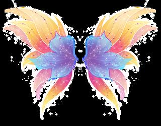 Stella Mythix Wings by AstralBlu