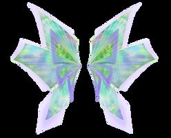 Tecna Mythix Wings by AstralBlu