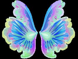 Aisha Mythix Wings by AstralBlu