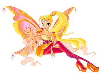Collab : Stella Bloomix by AstralBlu