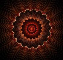 Intrinsical Mandala by allwaysjudee