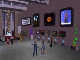 Daz Museum of Digital Art by allwaysjudee