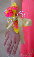Duct Tape Corsage by ABot3k