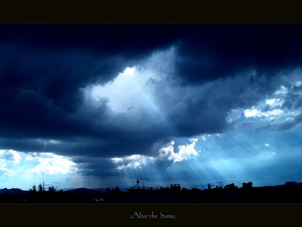 After the Storm by vollmond