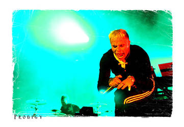 Prodigy - Keith Flint by aaaphotos