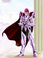 Zeus's Knight by mg78