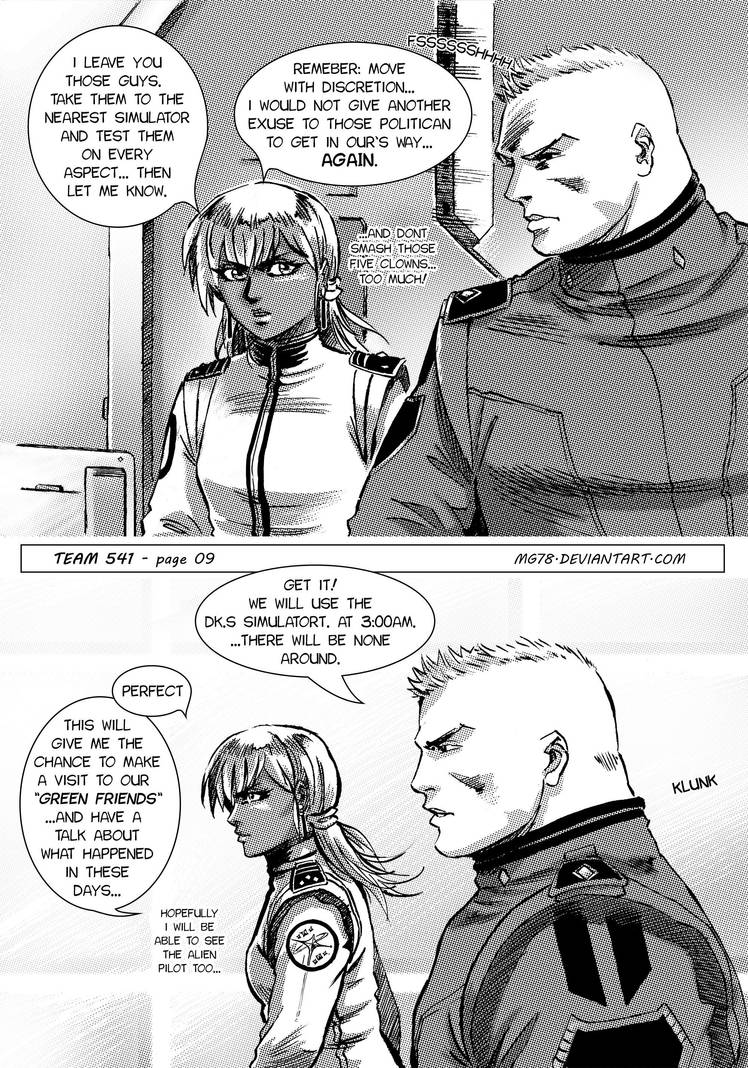 Team 541 - page 09 by mg78