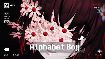 Alphabet Boy by homogayhorse