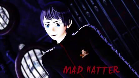 Mad Hatter by homogayhorse