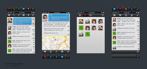 Platinum Apps by shlyapnikova