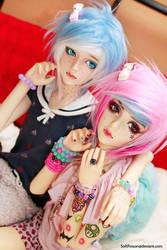.:.:Sailor V.S Sugar:.:. by AzumiXVampire