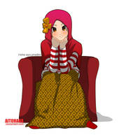 Sit down by aitohana