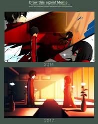 Draw it again! 2014 - 2017 by Mazumaro