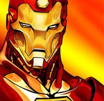 IronMan by ronaldesign