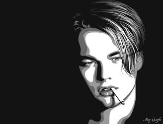 Leonardo Dicaprio by TibeBor