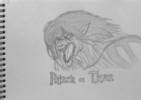 Attack on Titan: Eren by Infinite1999