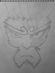 Monkey King (incomplete) by Infinite1999