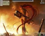 Heavenly Desktop by jmanx