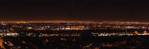 My City At Night by jmanx