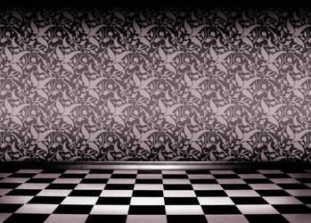 Empty Room 10 by MadameM-stock