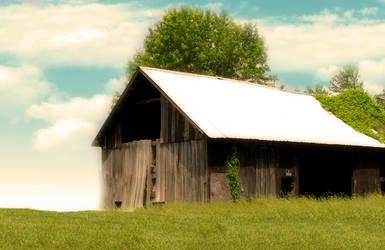 Farmhouse 01 by MadameM-stock