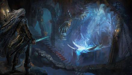 Underground Caves by conzitool