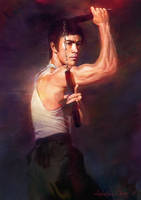 75 Years of Bruce Lee Exhibition and Arts Charity by sebastiancheng