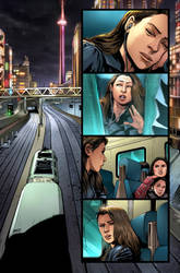 OrphanBlack Deviations#1 Page1 colors by sebastiancheng