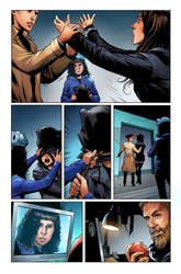OrphanBlack Deviations#2 Page3 Color by sebastiancheng