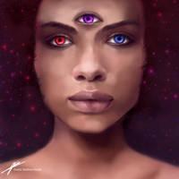 Garnet ~ Steven Universe by JenelleArt