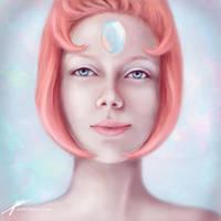 Pearl ~ Steven Universe by JenelleArt